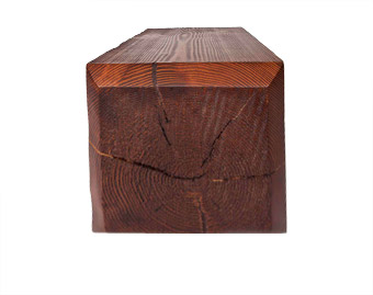 Woodbeam Company | Beveled End Caps